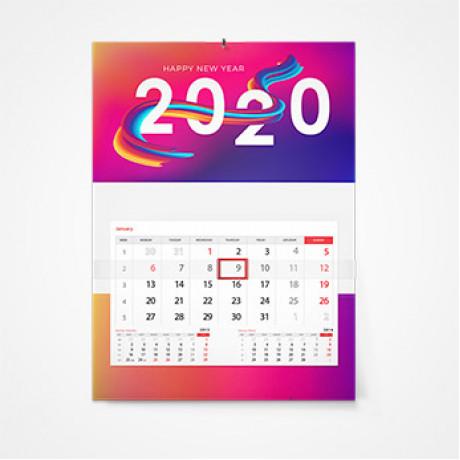 Дизайн календарей в Тольятти