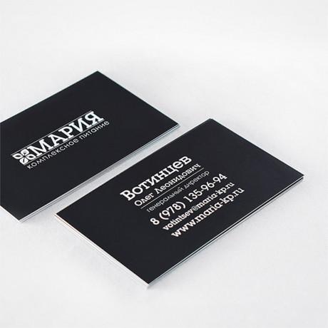 Дизайн визиток в Тольятти